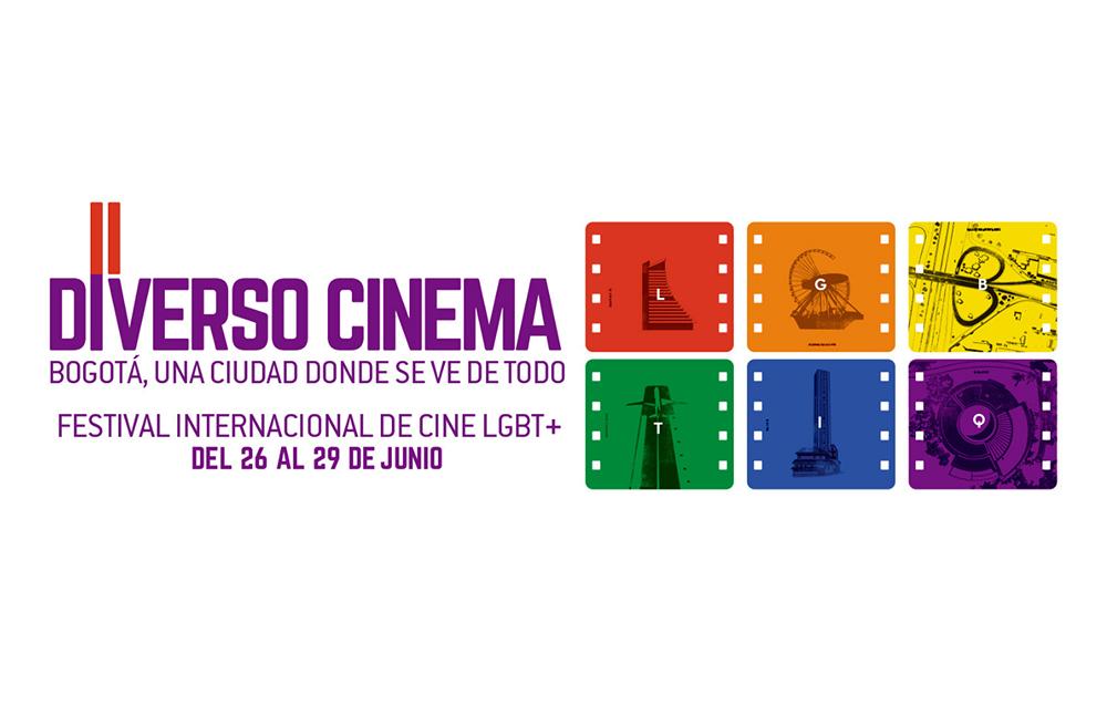 2do Festival de cine LGBT de Bogotá Diverso Cinema