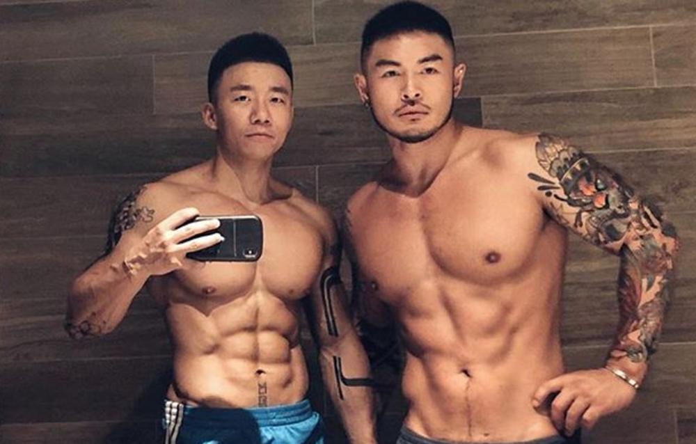 Este par de novios se están robando toda la atención en Instagram