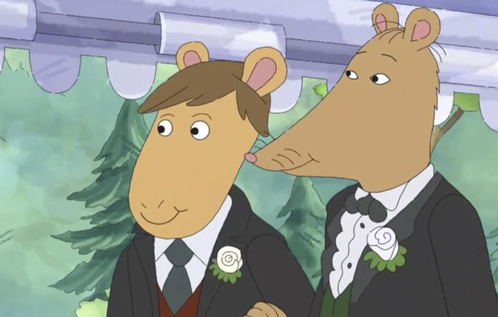 Serie animada infantil sale del closet con personajes gays